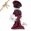 falbalas saint junien - CHAPEAU EN FEUTRE DE LAINE GRANDS BORDS 1ER PRIX 69,50 € Chapeaux homme