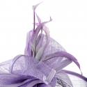 Falbalas saint junien TOQUE FEMME EN LAPIN CUIR NOIR DN043