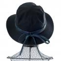falbalas saint junien - CHAPEAU DE PLUIE EN COTON IMPERMÉABLE 44,80 € Chapeaux femme
