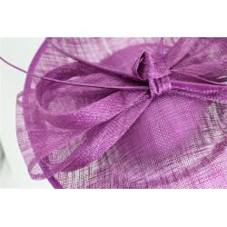 Coustillieres Valérie - chapeau femme de cérémonie en sisal buntal - VALERIE - 119,70 € - Falbalas st junien