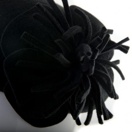 Gants entiers femme en agneau doublé soie, fente sur l'intérieur du poignet - 220PASN - 74,90 € - Falbalas st junien