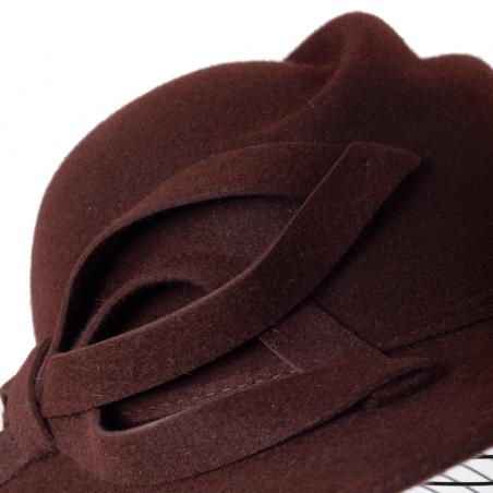 chapeau dame - O796 - 149,10 € - Falbalas st junien