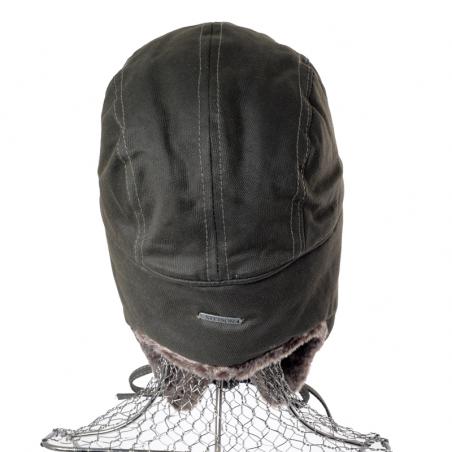 Casquette visière femme en paille avec galon - VISIERE36 - 32,50 € - Falbalas st junien