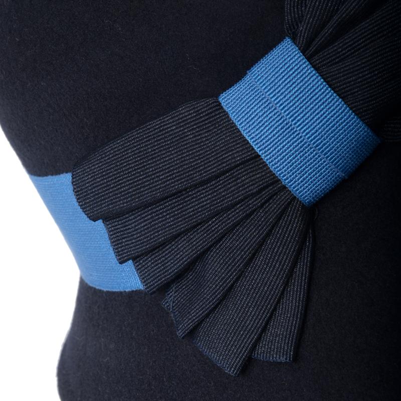 Bérêt pour femme en polaire avec petit noeud Berets femme 24,50 €