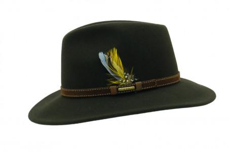 Chapeau femme Panama natuel avec galon chapeaux femme 69,80 €