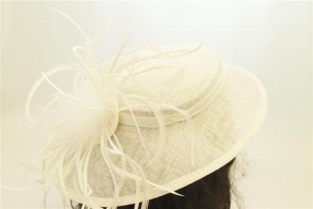 BERET ANGORA FEMME AVEC POMPON FOURRURE - 46156 - 49,50 € - Falbalas st junien
