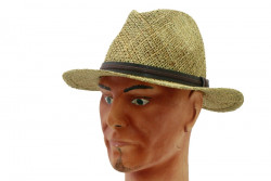 Chapeau petit bord - 2148/101/7539/19 - 39,60 € - Falbalas st junien