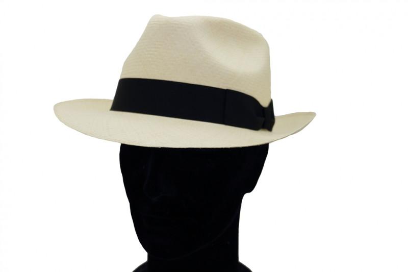 CHAPEAU FEMME EN FORME DE CLOCHE À BORDS EN ACRYLIQUE Chapeaux femme 59,90 €