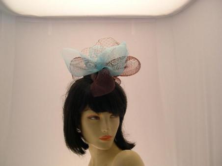 TOQUE EN CUIR & FOURRURE 100% SHEARLING Chapeaux femme 129,80 €
