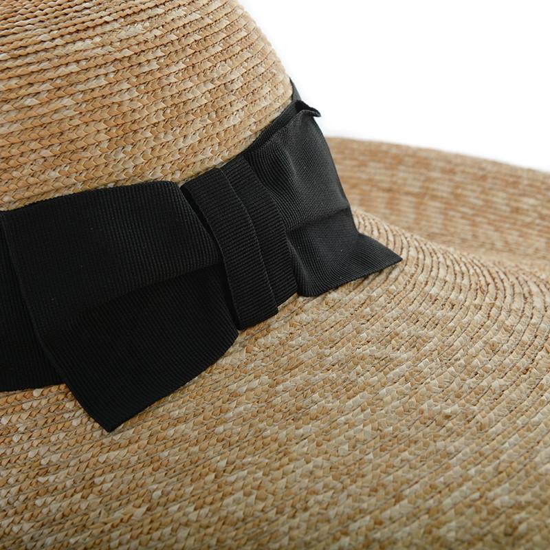 Capeline femme de cérémonie en sisal Buntal Made in France chapeaux femme 189,40 €
