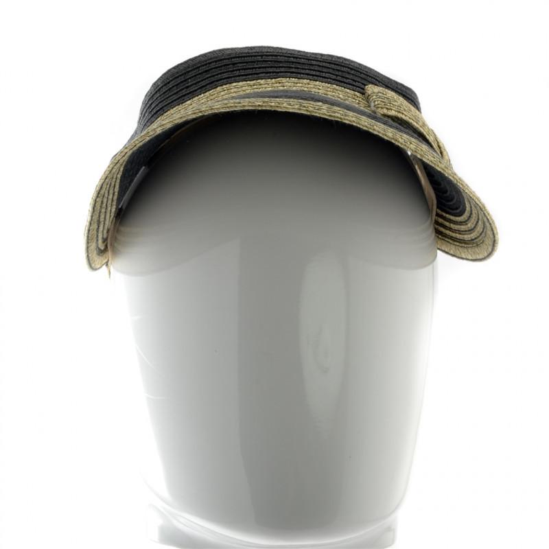 Chapeau de cérémonie capeline en paille - 2026 - 249,50 € - Falbalas st junien