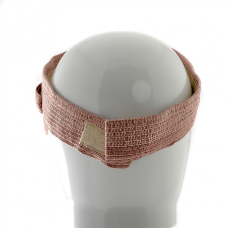 Chapeau capeline de cérémonie en sisal avec noeud en satin Chapeaux femme 119,20 €