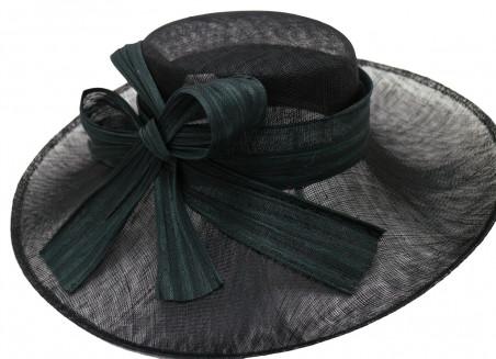 Complit - Capeline de cérémonie en sisal Chapeaux femme 129,80 €