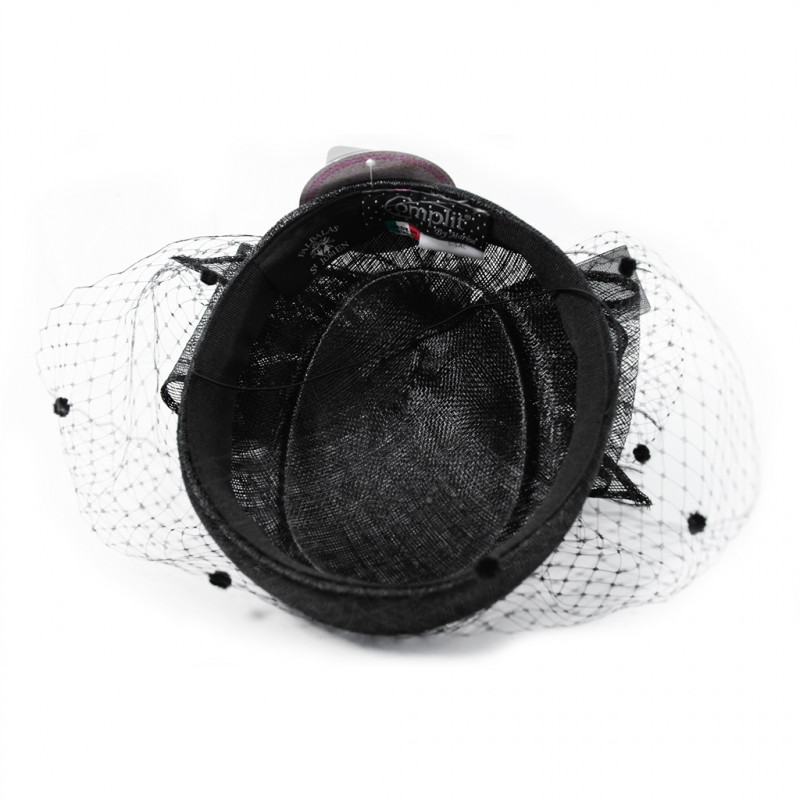 CHAPEAU FEMME GRANDS BORDS EN FEUTRE DE LAINE BICOLORE Chapeaux femme 49,40 €