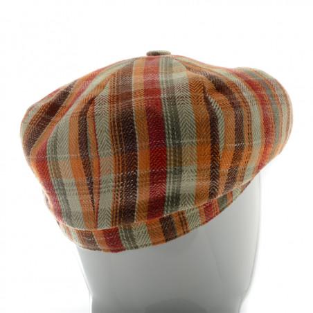 Sorbatti chapeau mixte de pluie en coton noir - EA5290 - 29,70 € - Falbalas st junien